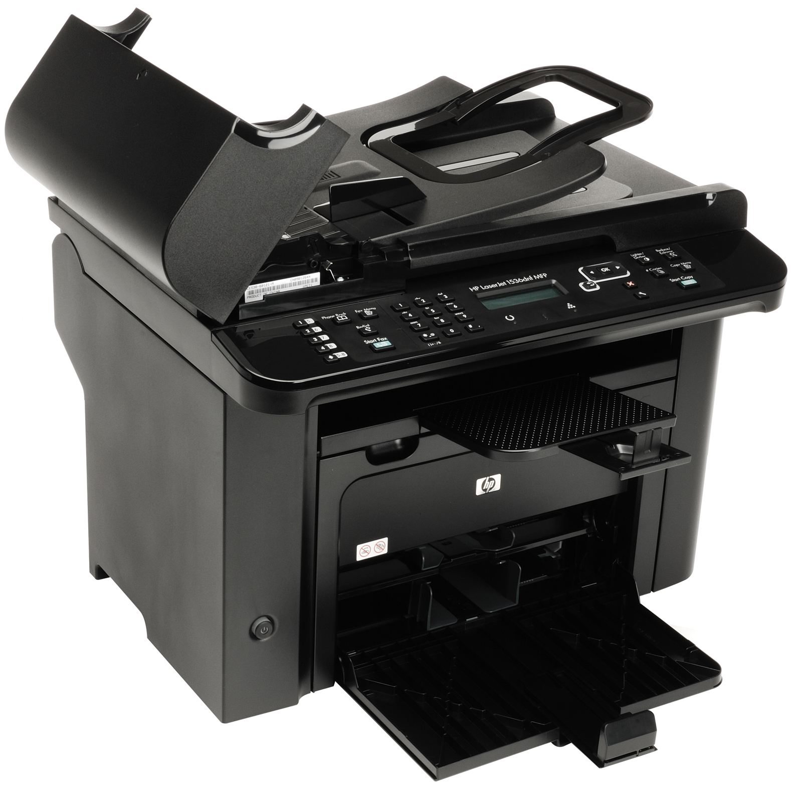 Hp M1536dnf Mfp Laserjet Printer Reconditioned Copyfaxes