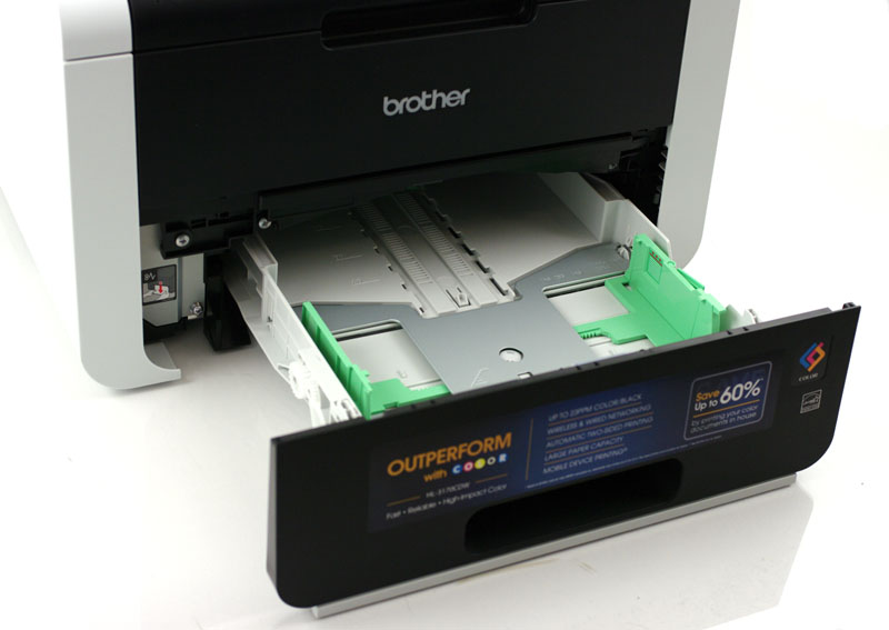 Brother HL-3170CDW Color Laser Printer - CopyFaxes
