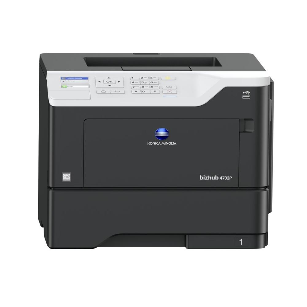 Konica Minolta Bizhub 4700P Printer Postscript Download Driver