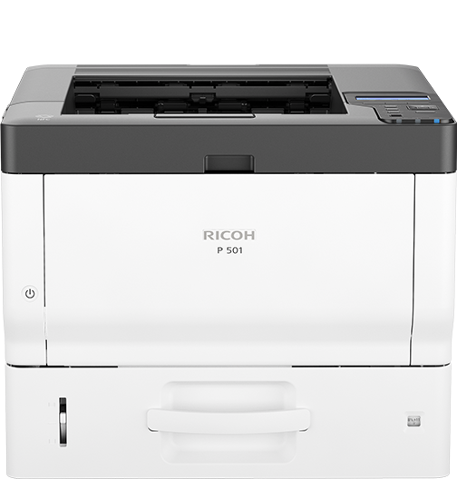 Ricoh P 501 B&W LED Printer - CopyFaxes