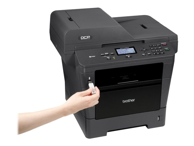 Brother DCP-8155DN XML Paper Specification Printer Drivers for PC