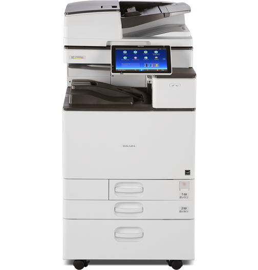 Ricoh MP C3004ex Multifunction Color Laser Copier