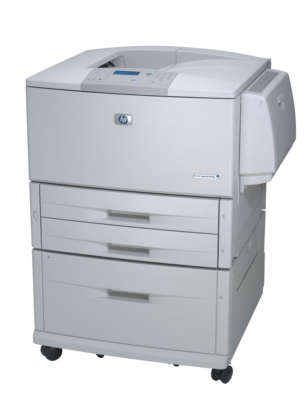 Hp 9050 Mfp Laserjet Printer Reconditioned