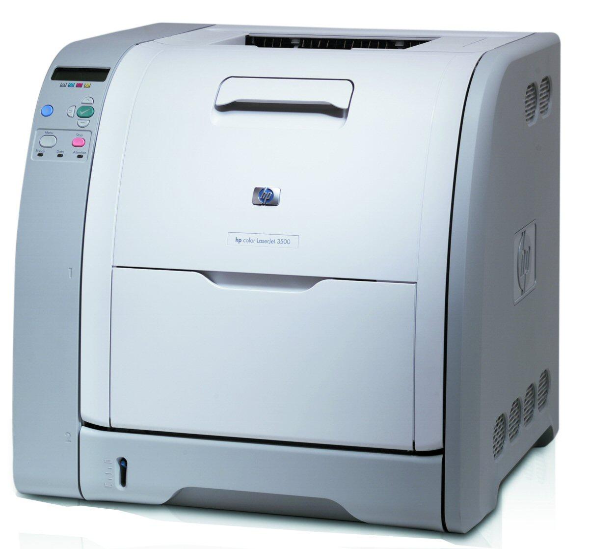 HP 3500N Color Laserjet Printer RECONDITIONED