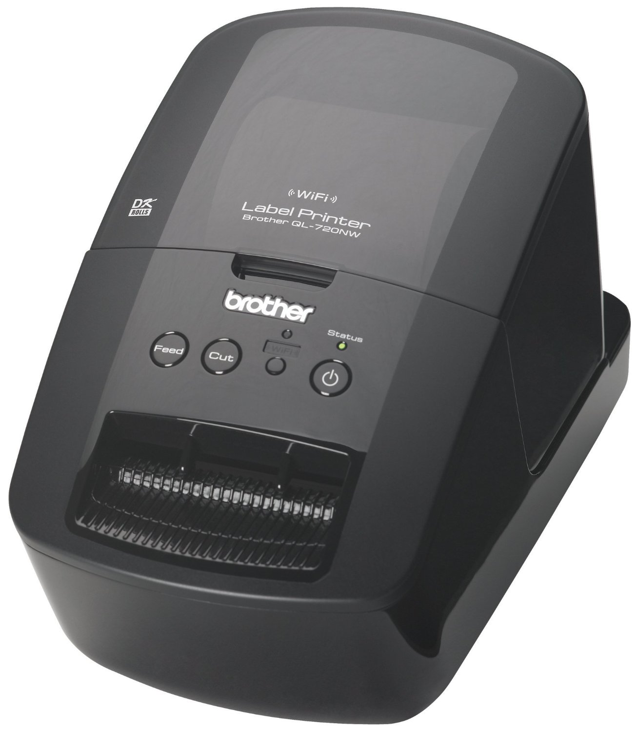This is an image of Effortless Brother Ql Label Printer