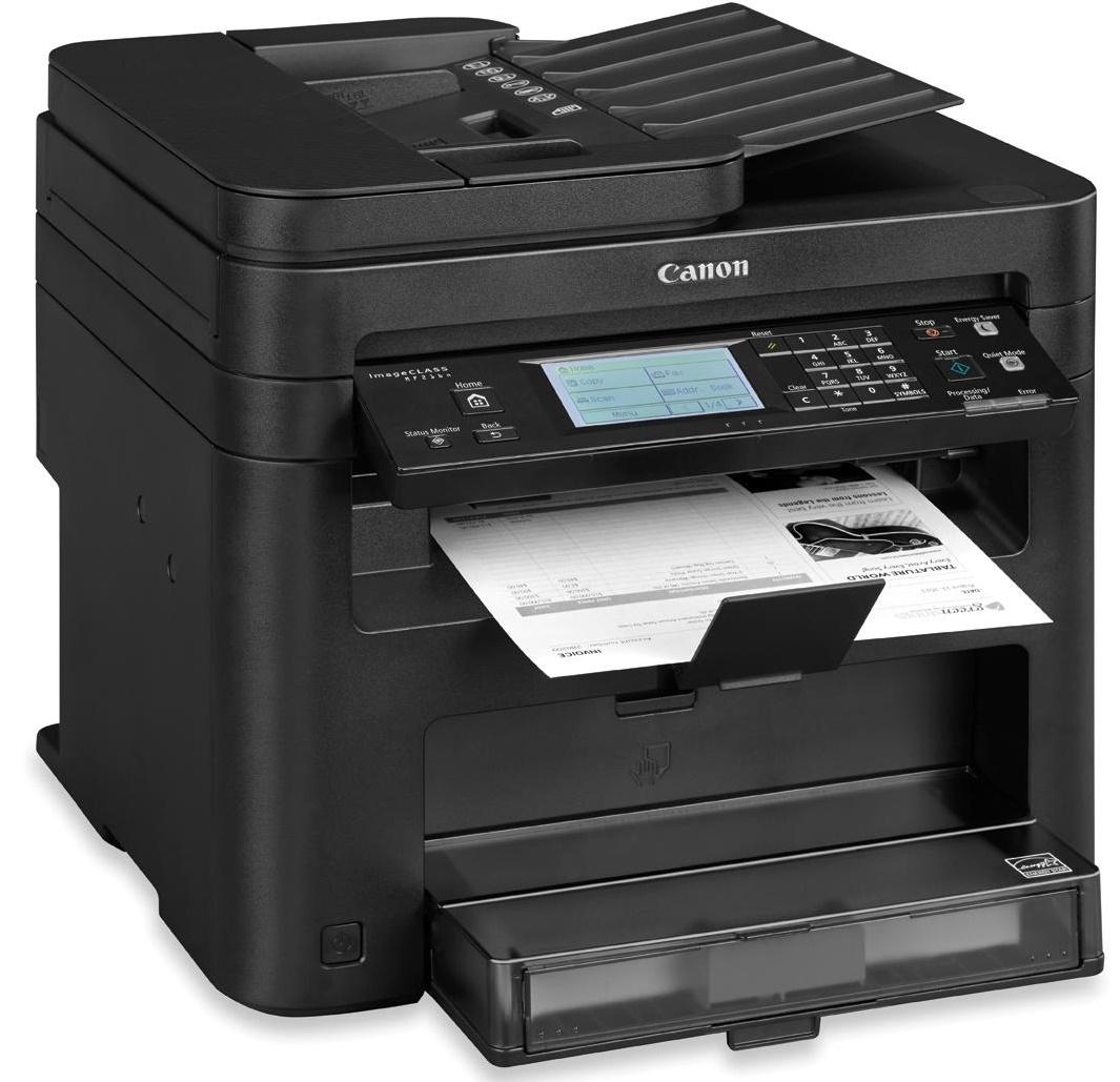 Canon Imageclass Mf216n Mfp Printer Copyfaxes
