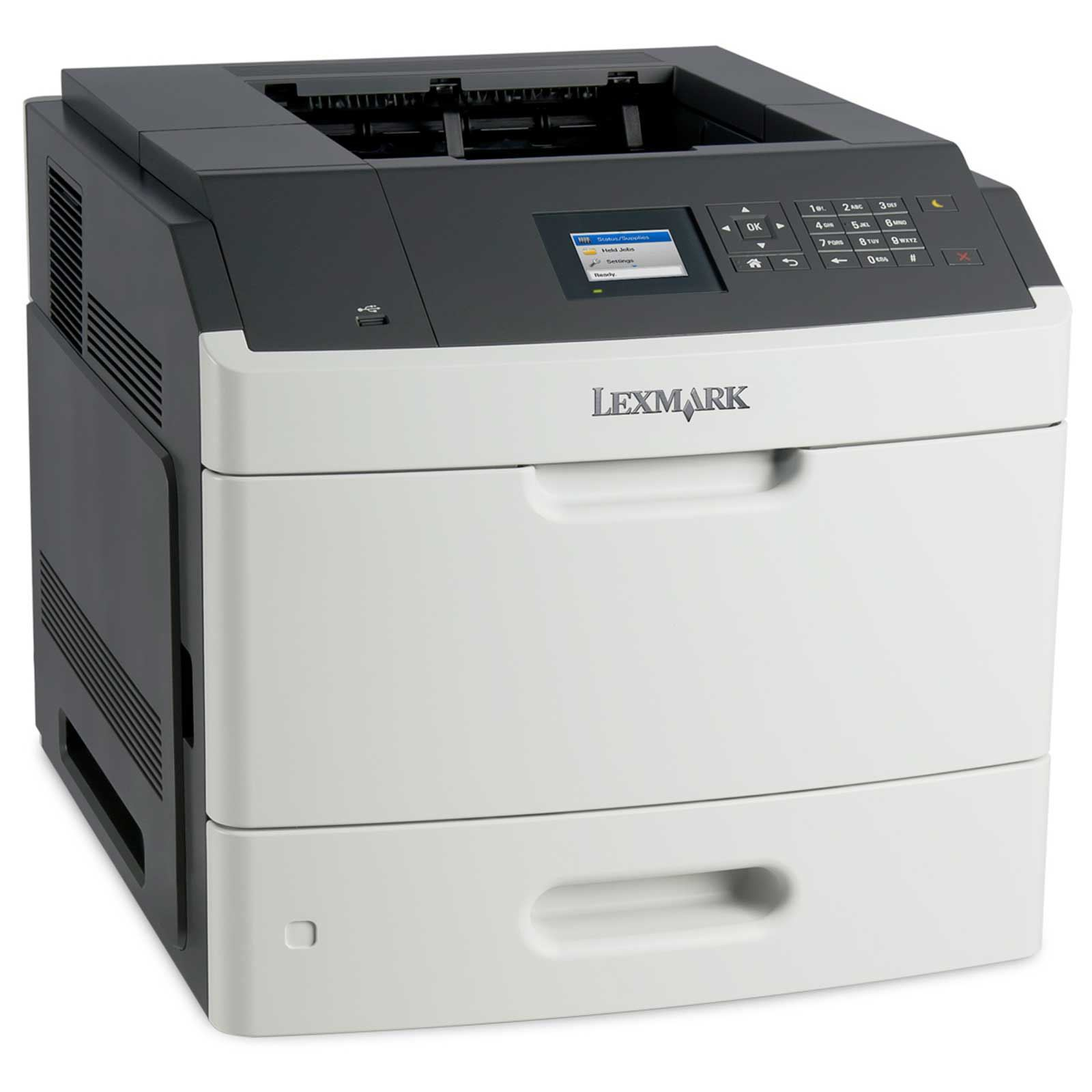 Lexmark MS810dn Printer Universal PCL5e Drivers for Windows Download