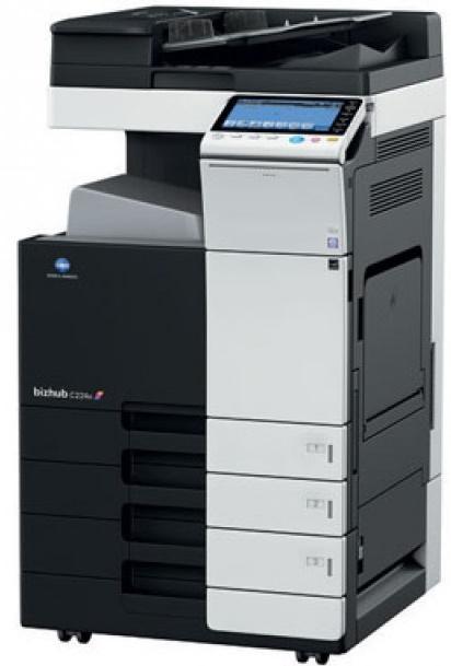 Konica Minolta Bizhub 454e MFP PC-Fax Driver FREE