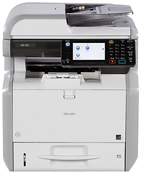 Ricoh Aficio MP 201SPF Multifunction B & W PCL X64 Driver Download
