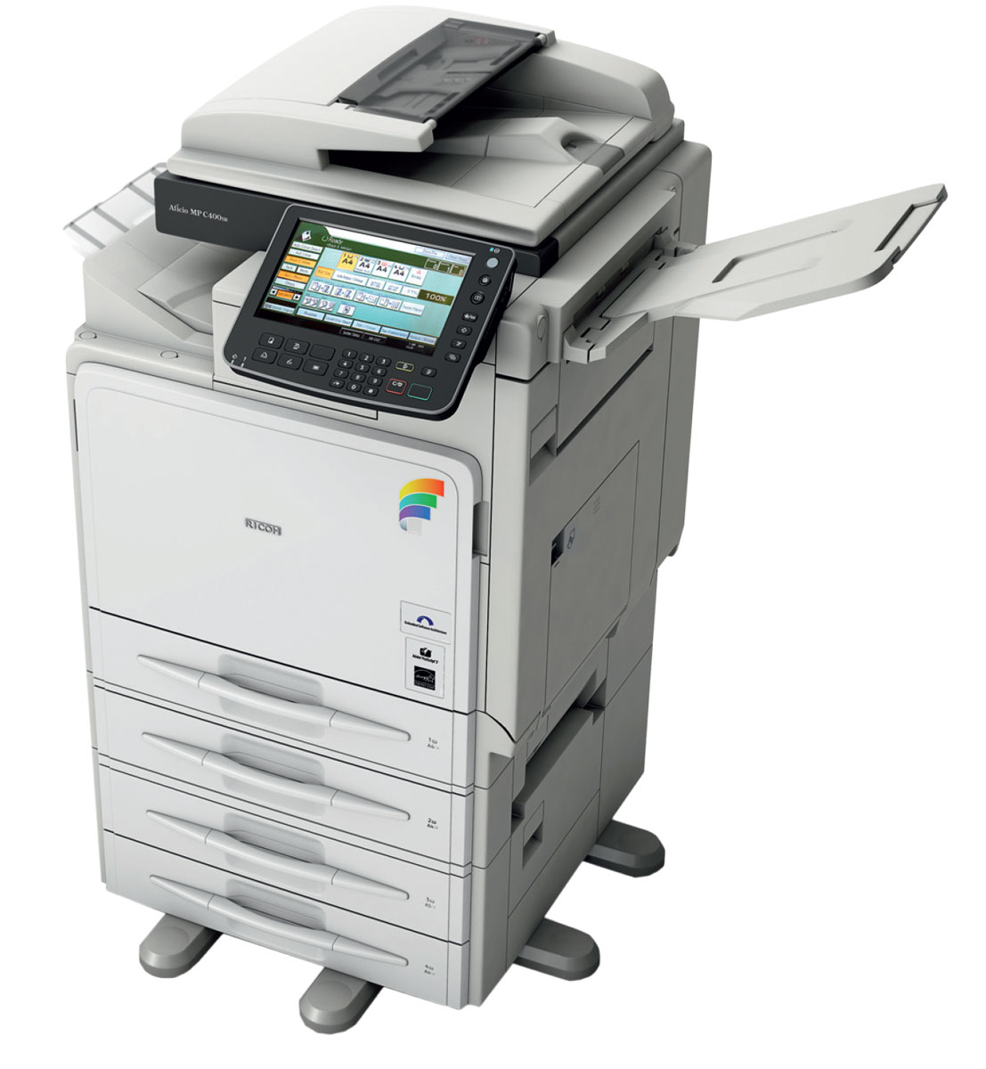 Ricoh Aficio MP C400SR Multifunction PS Drivers Download Free