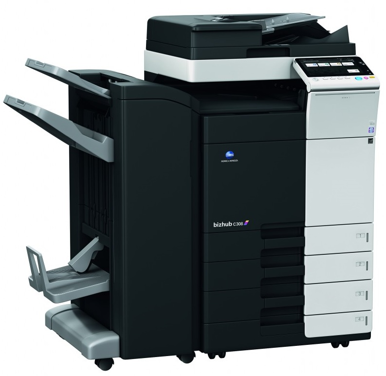 Konica Minolta Bizhub 501 MFP Scanner RTM Drivers for PC