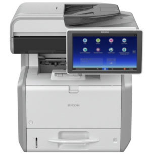 how to download power driver for ricoh aficio