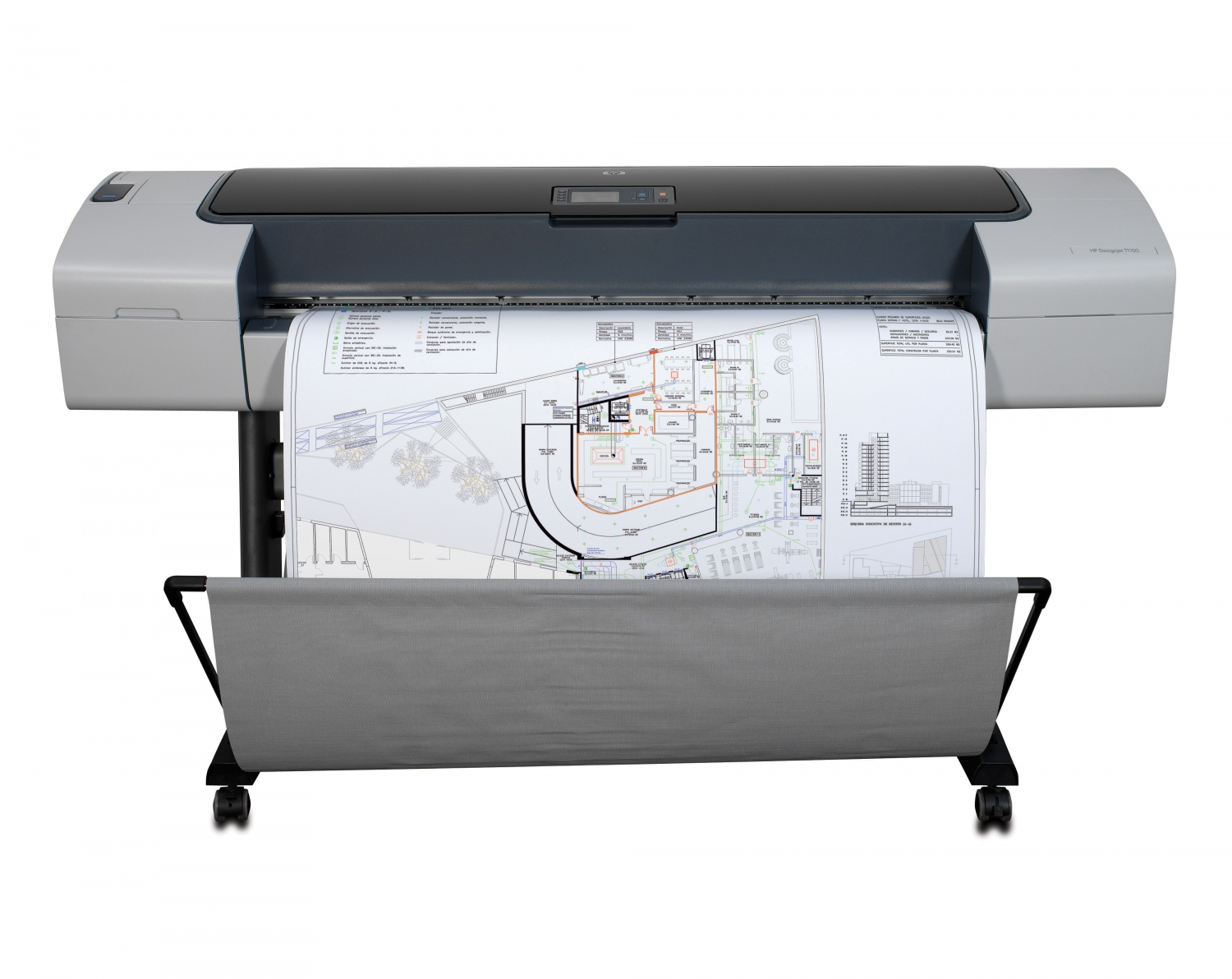 Hp designjet t1100 24-in printer| hp® official store.