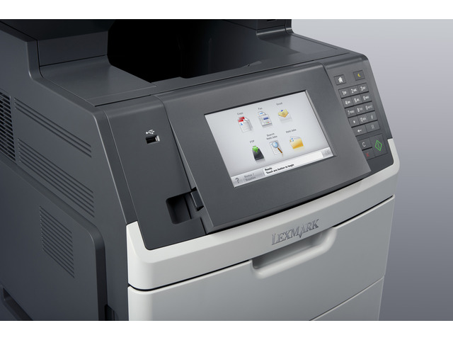 Driver for Lexmark MS610dte MFP