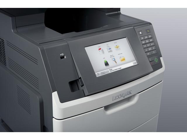 Lexmark MX710 Printer Windows 8