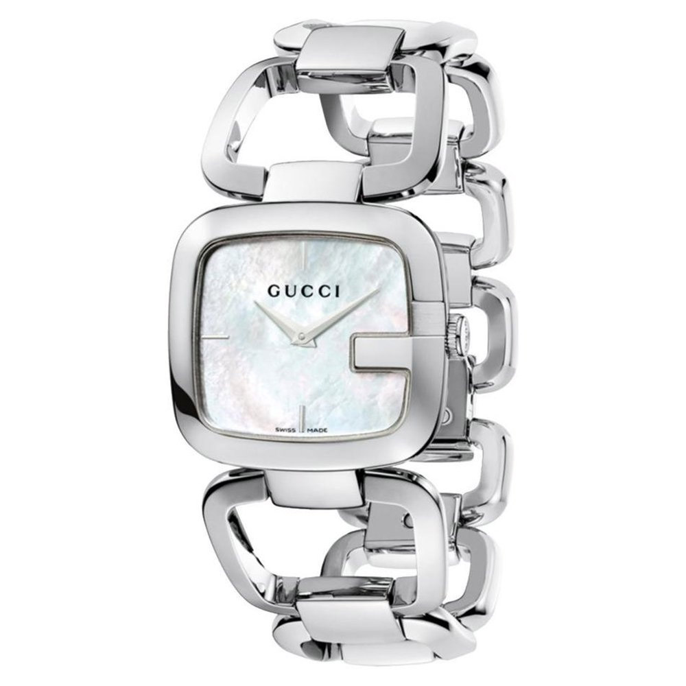 cfb0c1bf571 Gucci YA125404 G-Gucci Women s Watch - Copyfaxes