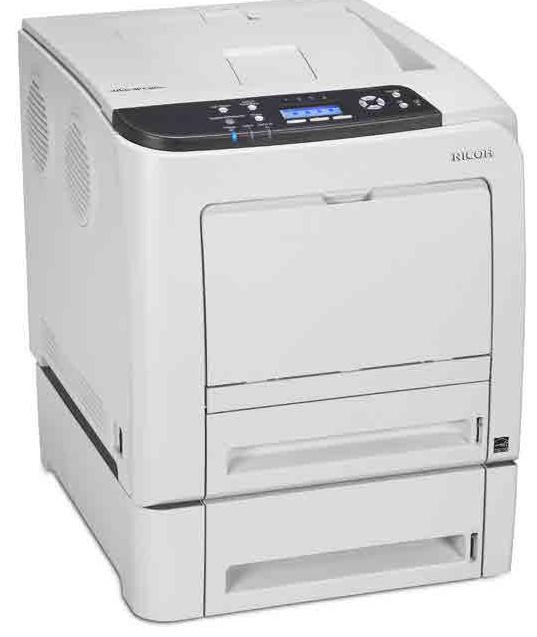 Ricoh SP C320DN Color Laser Printer - CopyFaxes