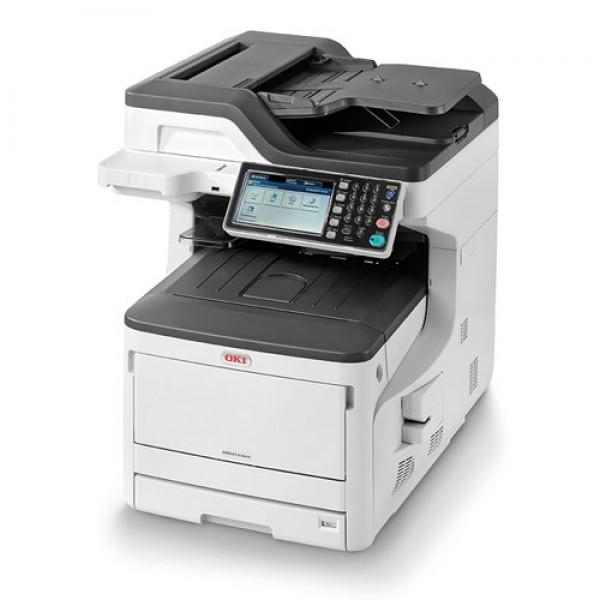 Okidata Es8473 Mfp Color Multifunction Printer Copyfaxes