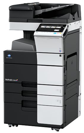 Konica Minolta Bizhub C558 Copier Printer Scanner