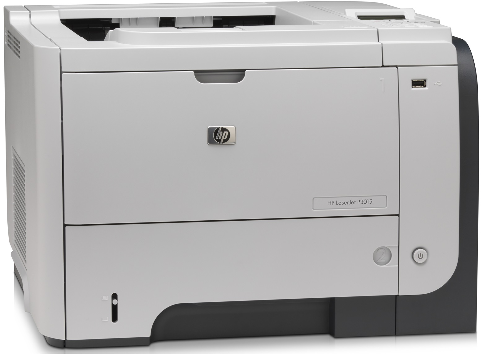 hp p3015n laserjet printer reconditioned copyfaxes. Black Bedroom Furniture Sets. Home Design Ideas