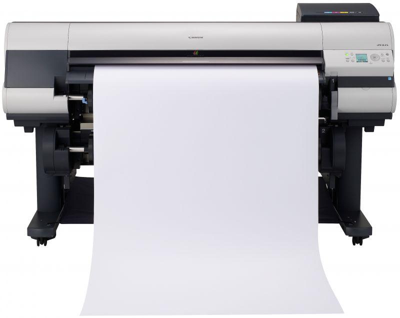 Canon imagePROGRAF iPF825 HDI Windows 7