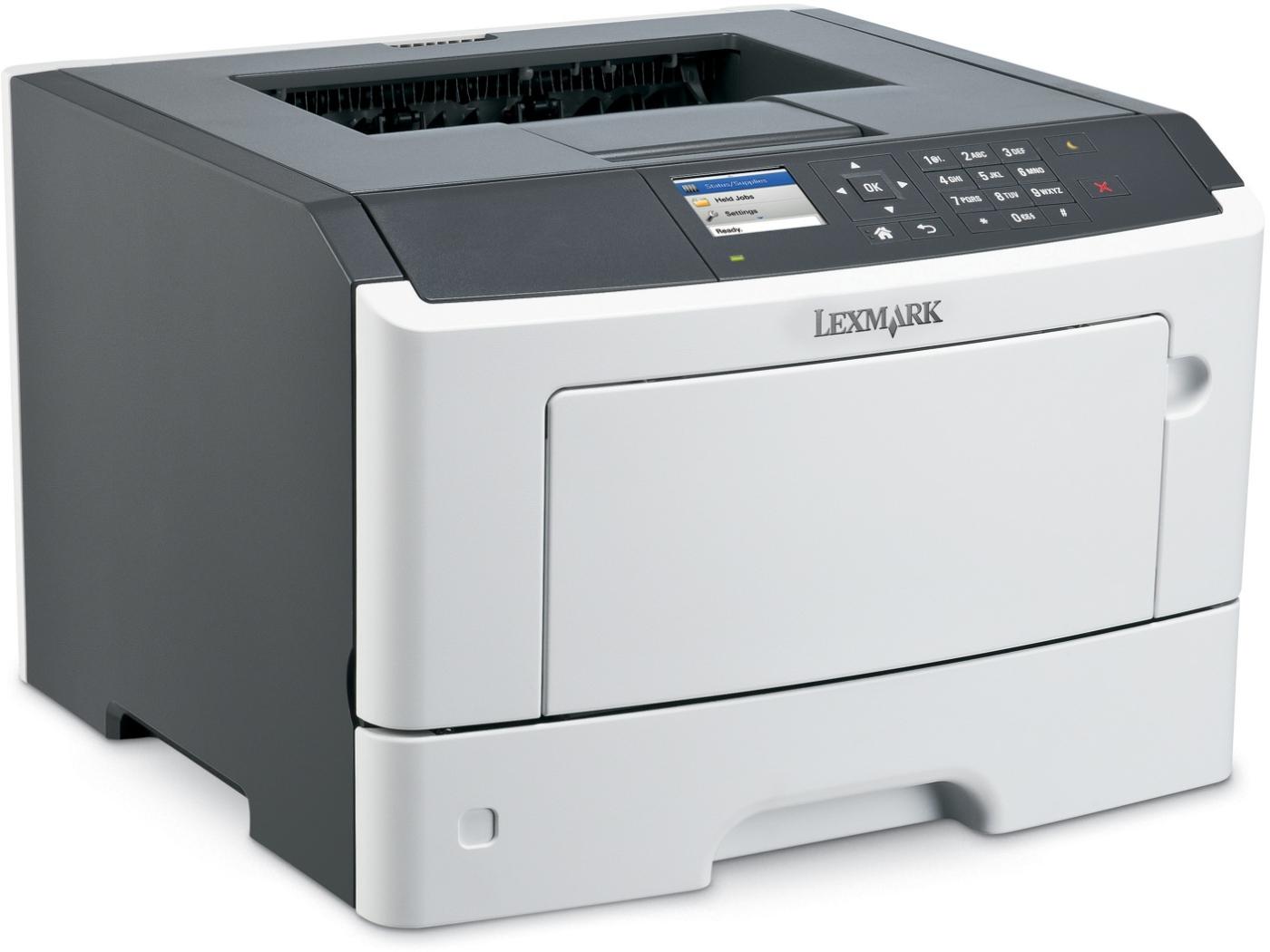 Lexmark Ms415dn Laser Printer Copyfaxes