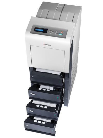 Kyocera ECOSYS P6030cdn PPD Printer Driver for PC