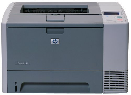how to connect hp laserjet 2420