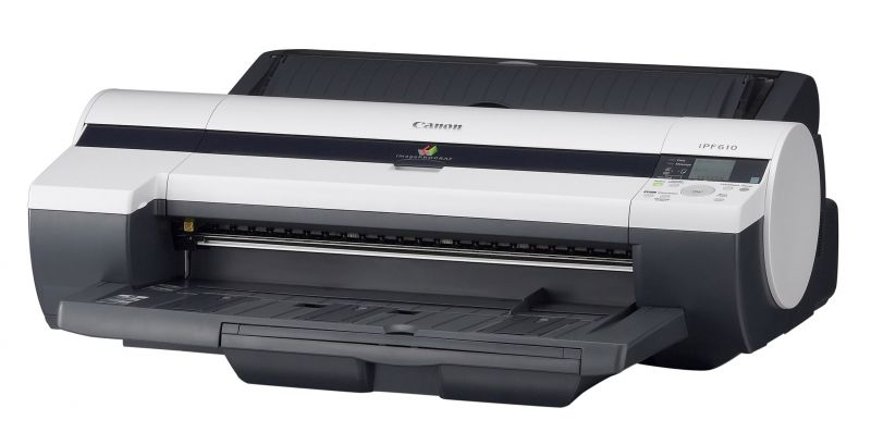 Canon imagePROGRAF iPF610 Printer Drivers (2019)