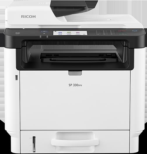 Ricoh SP 330SFN Laser Multifunction Printer