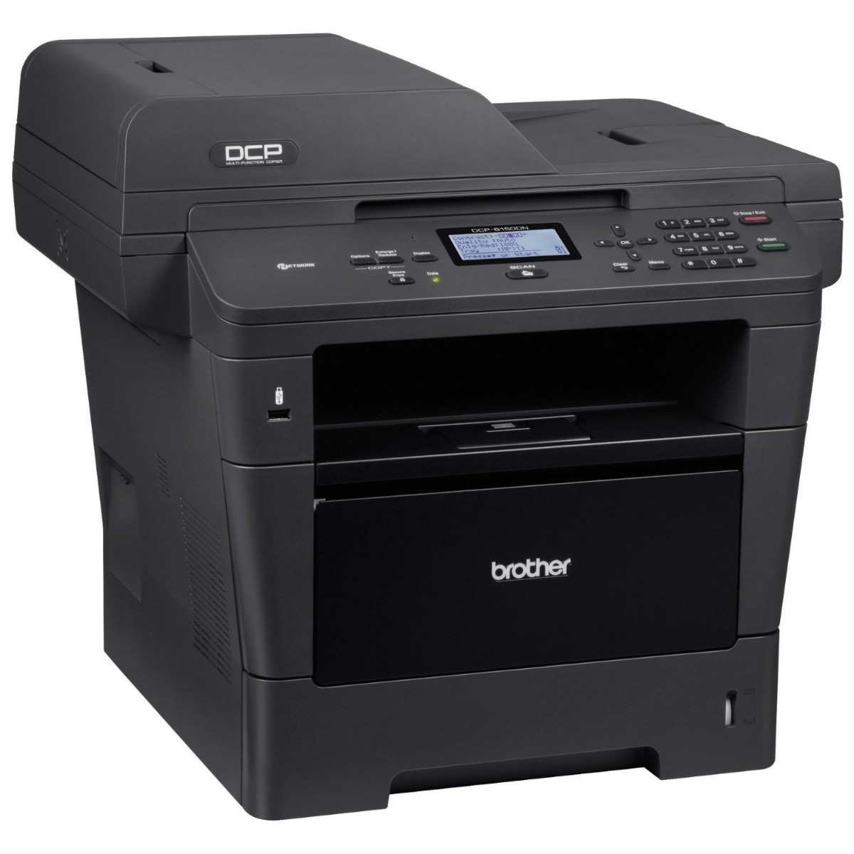 Brother DCP-8150DN XML Paper Specification Printer Driver Download (2019)