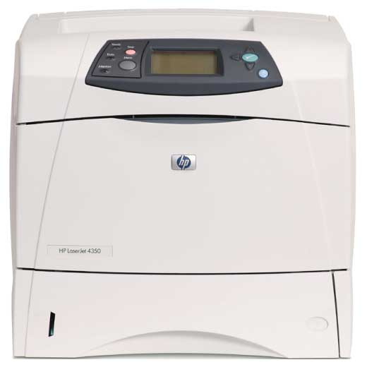 hp laserjet 4350 printer copyfaxes rh copyfaxes com HP Officejet 4350 HP 4350 Specs