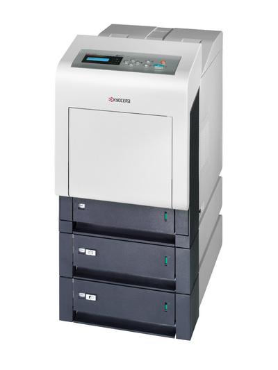 Driver for Kyocera ECOSYS P6030cdn Printer PC-Fax