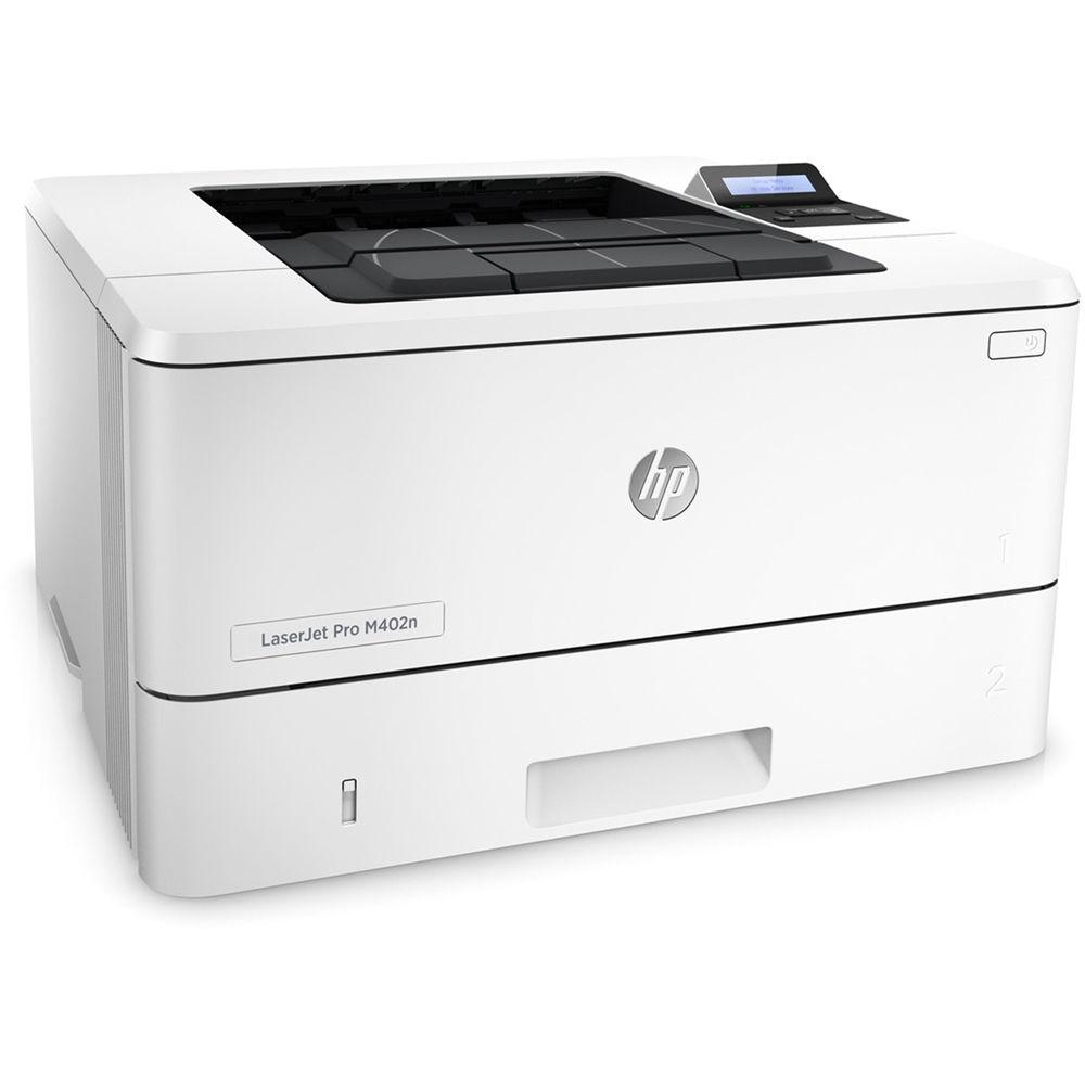 Hp M402n Laserjet Printer Copyfaxes