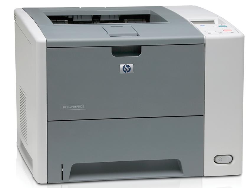 Hp laserjet p3005 review engadget.