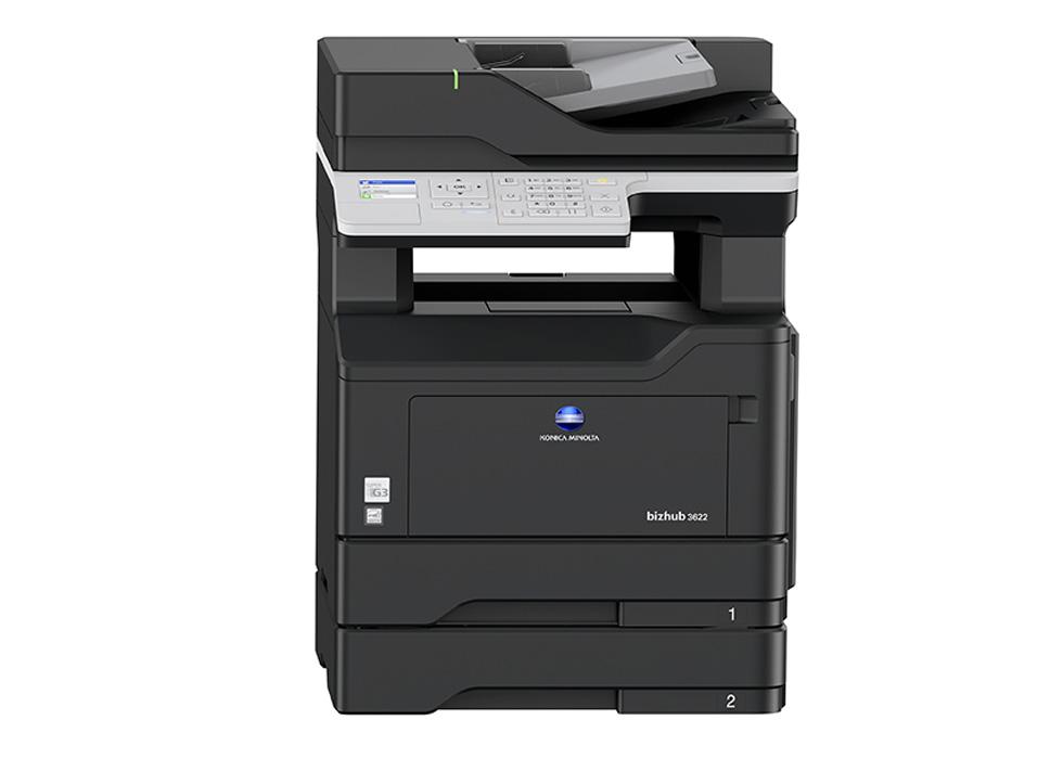 Konica Minolta Bizhub 3320 MFP PC-Fax Last