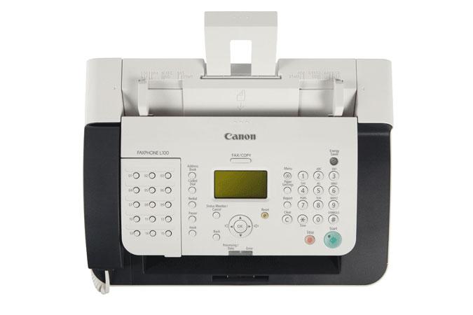 Canon Faxphone L100 Fax Machine CopyFaxes