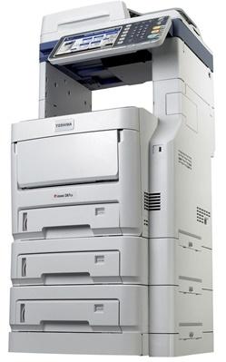 Toshiba E-Studio 287CS Multifunction Color Copier