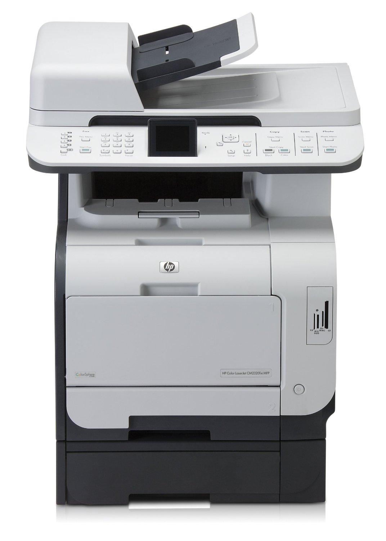 Hp Cm2320fxi Mfp Laserjet Printer Reconditioned Copyfaxes