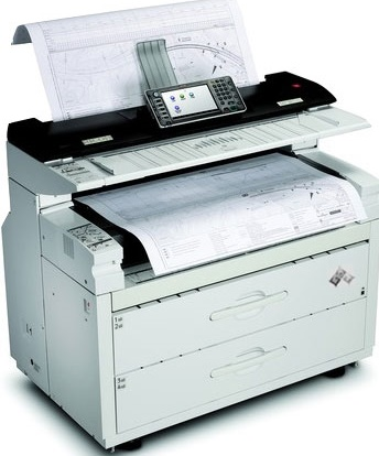 Ricoh MP W8140SP Wide Format Printer