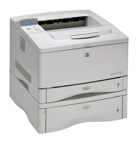 hp laserjet 5100tn laser printer reconditioned rh copyfaxes com HP Laptop User Manual HP Pavilion Ze4300 Manual