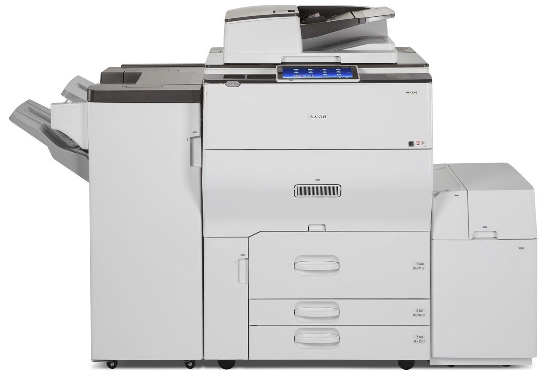 Ricoh Aficio MP C6503 Color Multifunction Copier