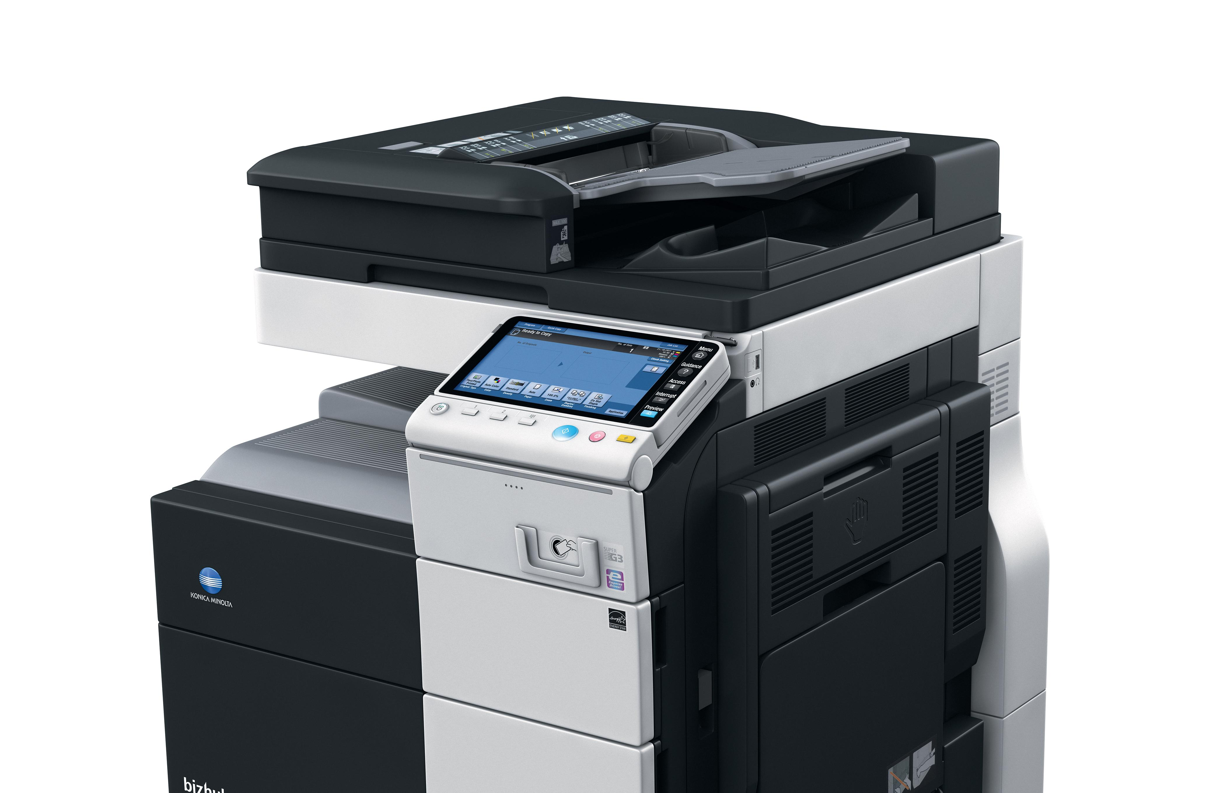 Konica Minolta Bizhub C654 Printer PCL/Fax Download Driver