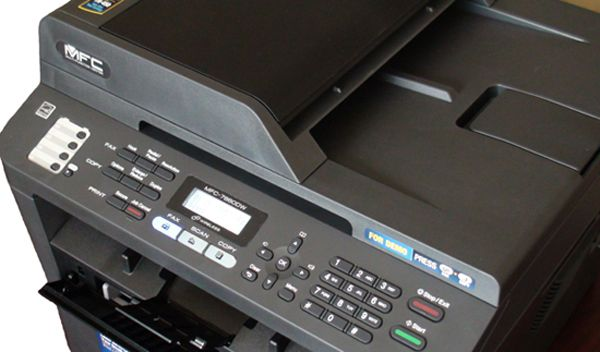 Brother MFC-7860DW Laser All-in-One - CopyFaxes