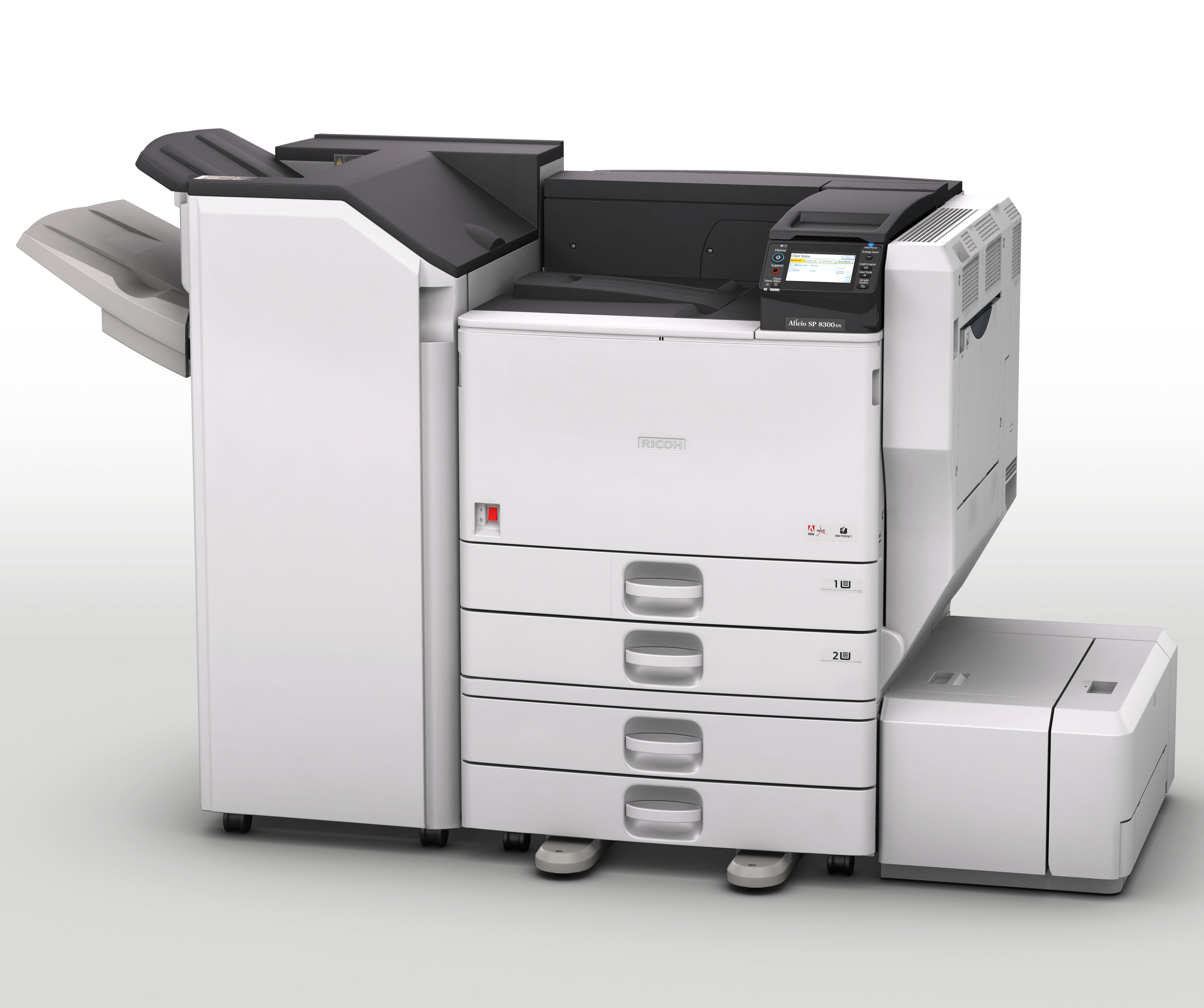 Ricoh Aficio SP C830DN Printer PostScript3 Driver (2019)