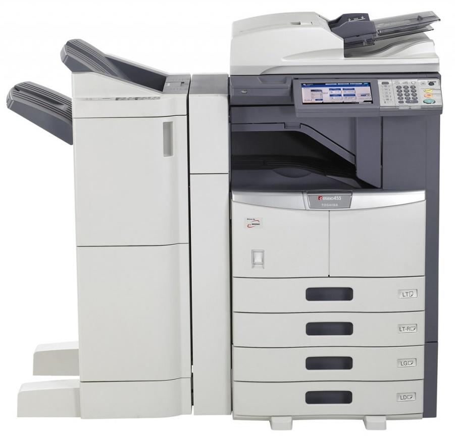 Toshiba E Studio 456 Printer Driver