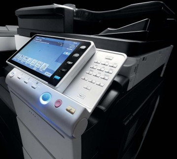 Konica Minolta Bizhub C284 Color Printer PS Driver for Windows 10