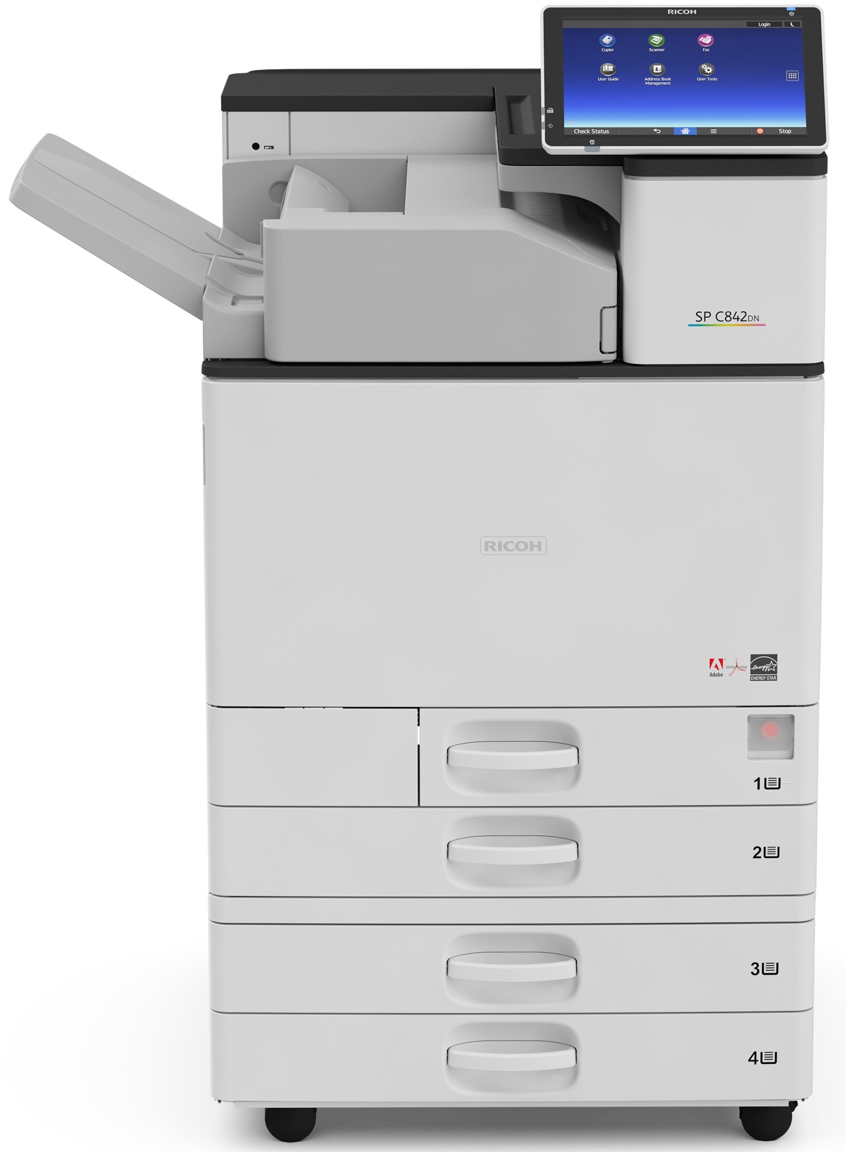 Ricoh Aficio SP C820DNLC Multifunction PCL 6 Driver for Windows Download