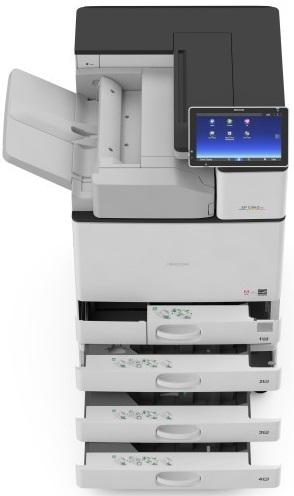 Ricoh Aficio SP C842DN Color Laser Printer