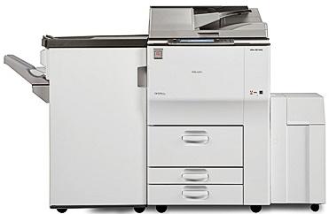 Ricoh Aficio MP 7502SP Printer Network WIA Scanner Driver Download